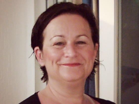 Mediatorin Birgit Rosenthal